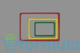 7d38efbf43b928 Ramka plakatowa, plastikowa A4, różne kolory (biały, żółty, czerwony ...