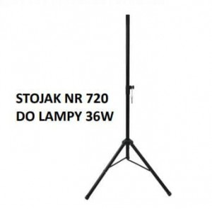 Stojak uniwersalny do lamp UVC  Sterilon 36 W