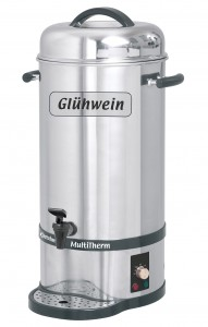 Warnik do grzania wina Multitherm, 20L